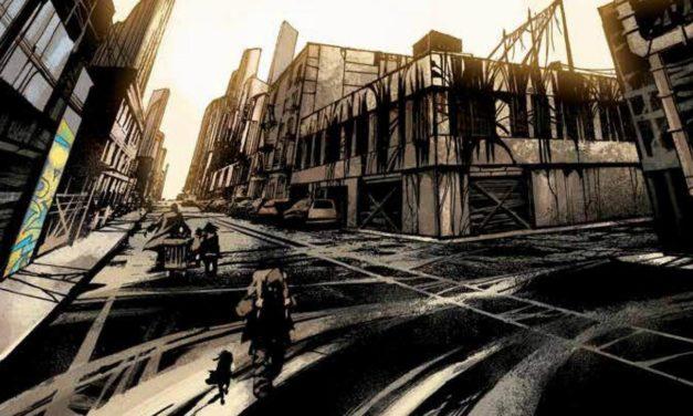 Zapowiedzi: Non Stop Comics – październik 2019
