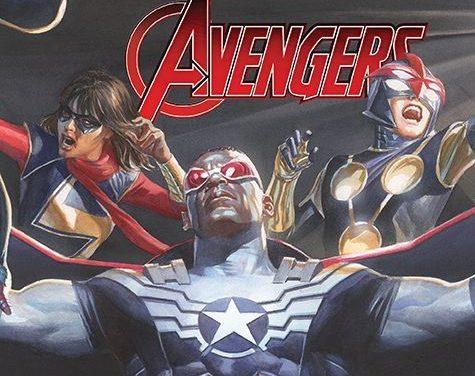 Avengers ‒ tom 3 ‒ II wojna domowa – recenzja
