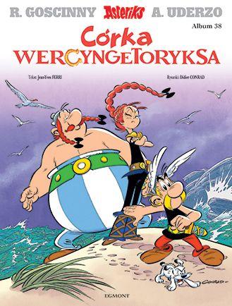 Asteriks - rys. Didier Conrad
