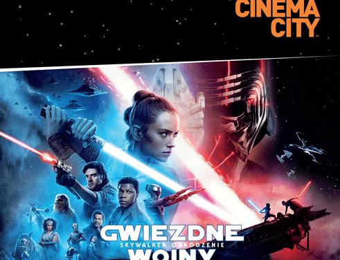 Konkurs Gwiezdne wojny: Skywalker. Odrodzenie.  Wyleć z Cinema City na premierę do Londynu!