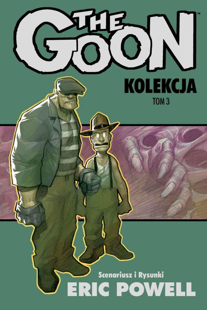 The Goon - kolekcja, tom 3 - okładka