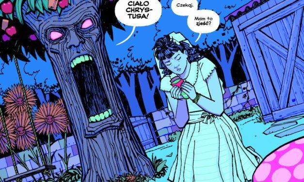 Nowości komiksowe Non Stop Comics – grudzień 2019