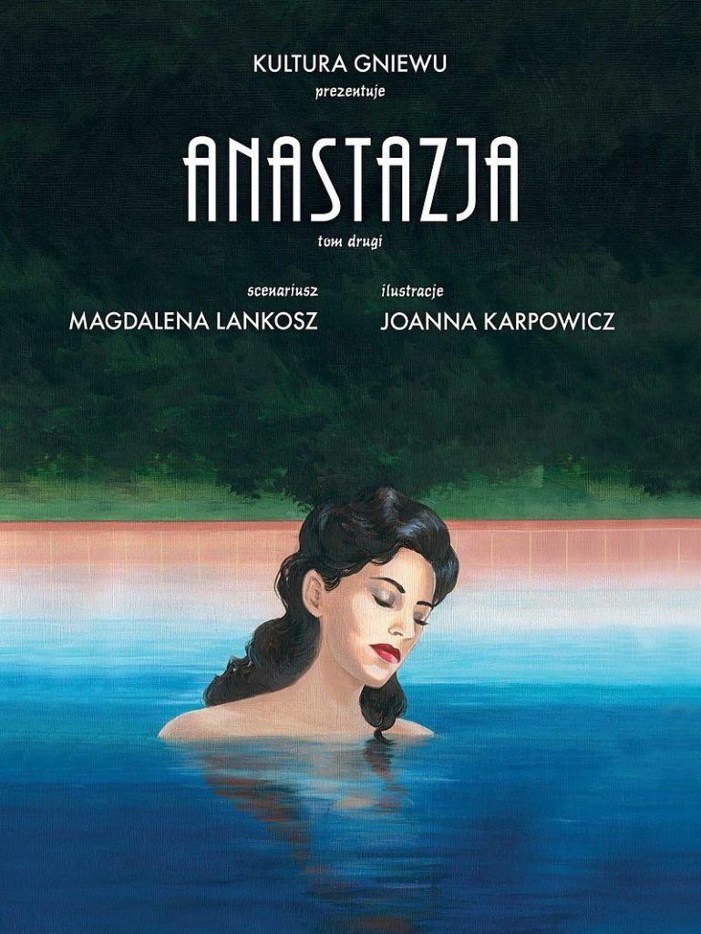 Anastazja tom 2 - okładka