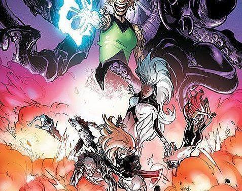 Extraordinary X-Men – tom 3 – Upadek królestw – recenzja