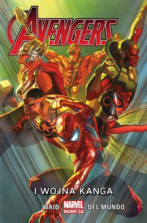 Avengers, tom 4