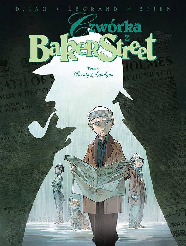 Czwórka z Baker Street, tom 4