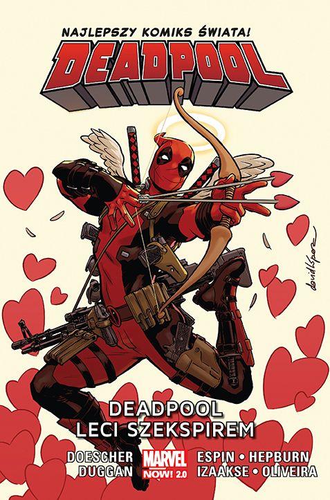 Deadpool, tom 7