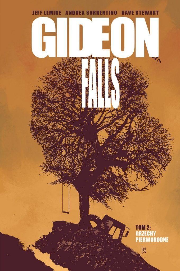 """Gideon Falls 2"" - okładka"