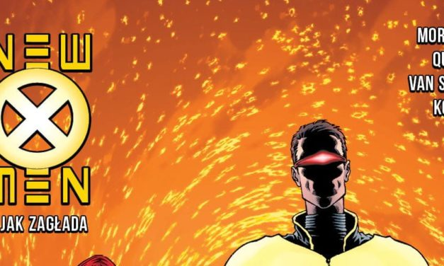 New X-Men – Tom 1 – recenzja
