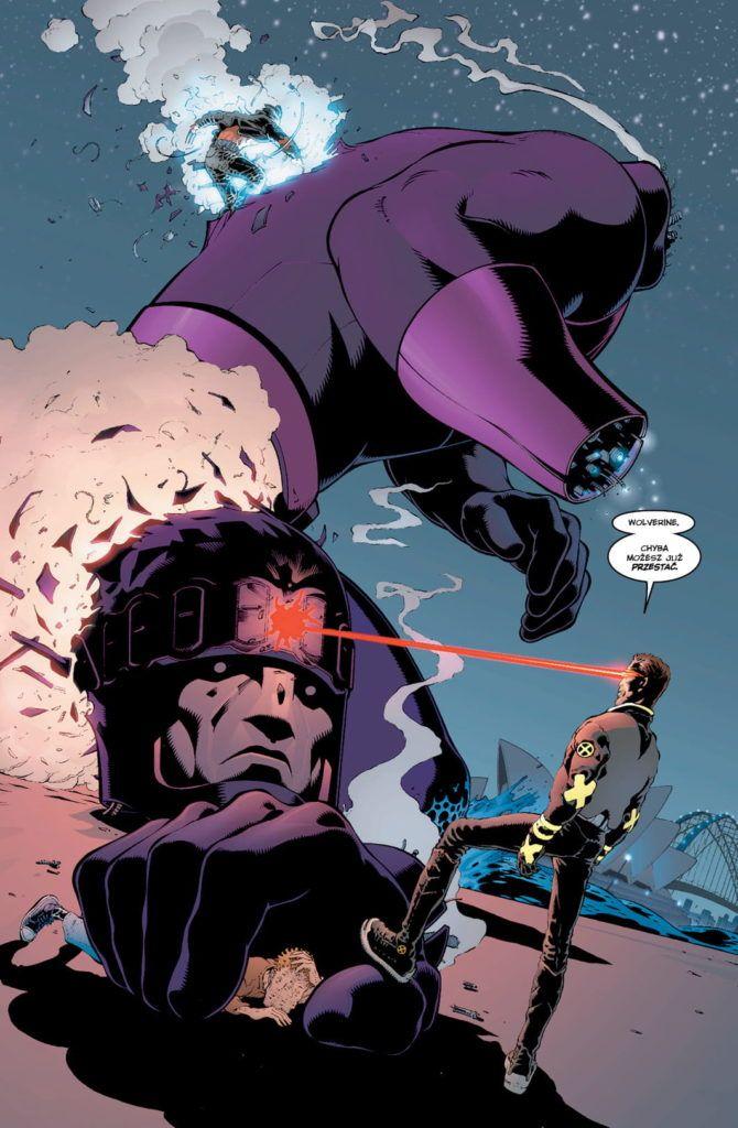 """""""New X-Men"""" - przykładowa strona"""