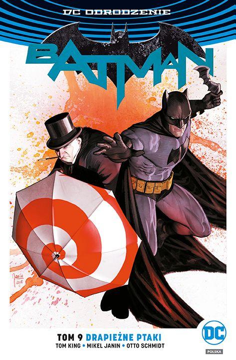 Batman, tom 9