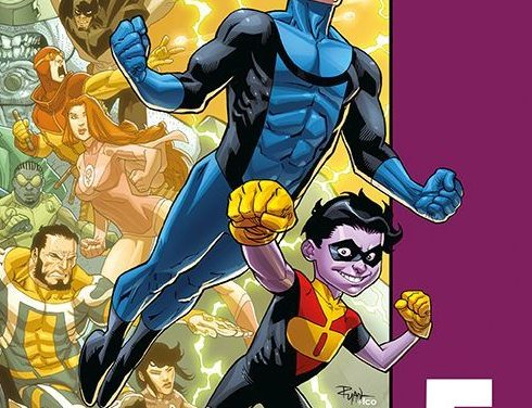 Invincible – tom 5 – recenzja