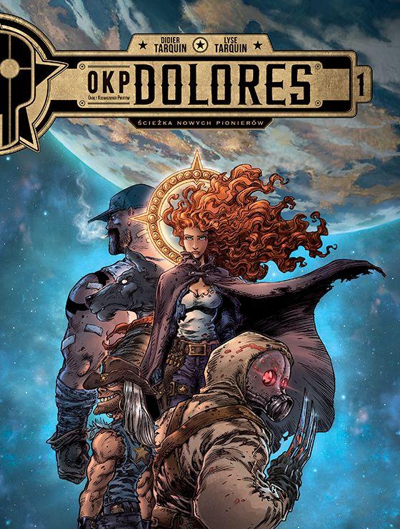 Dolores, tom 1 - okładka