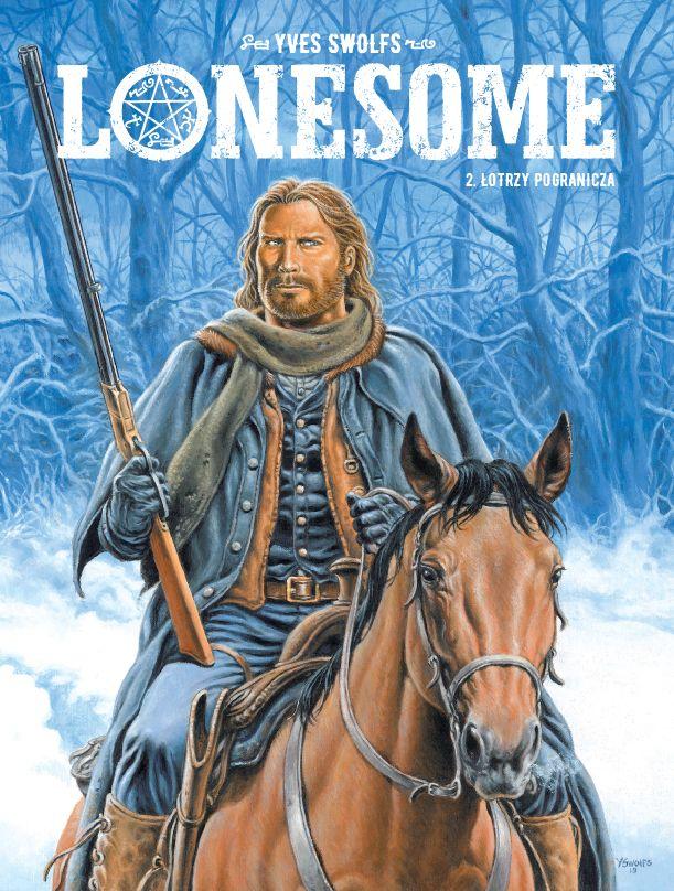 Lonesome, tom 2 - okładka