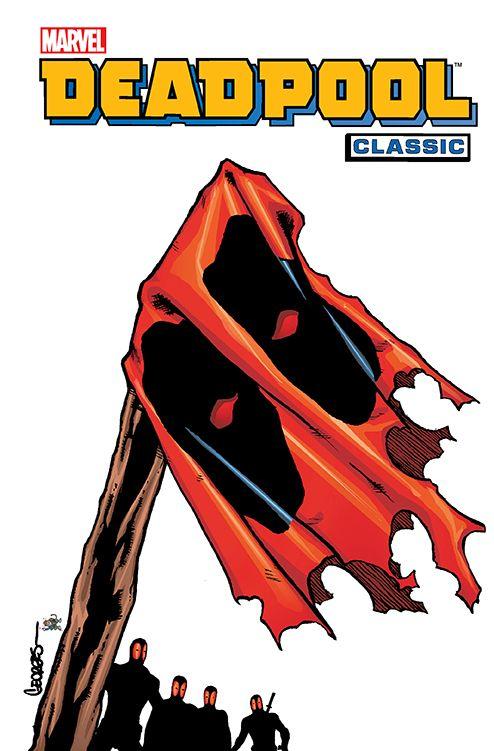 Deadpool Classic, tom 8 - okładka