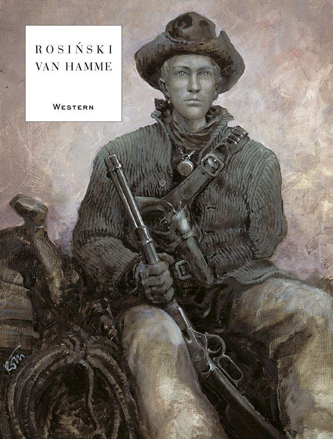 Western - okładka