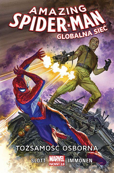 Amazing Spider-Man, tom 6 - okładka