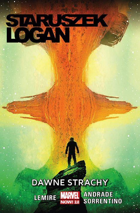 Staruszek Logan, tom 5 - okładka