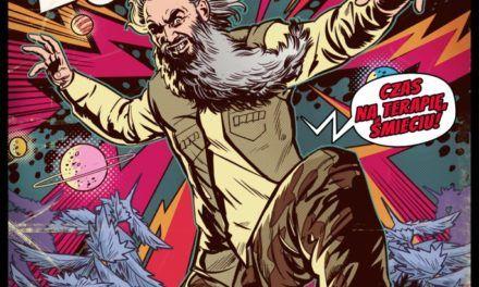 Zbiórka na komiks Eustachy