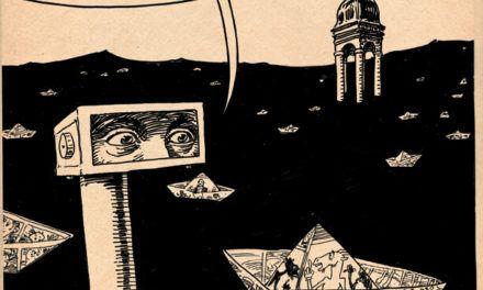 Nie tylko Yorgi. Historia świętokrzyskiego komiksu – zapowiedź