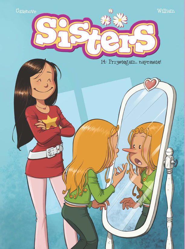 Sisters, tom 14 - okładka
