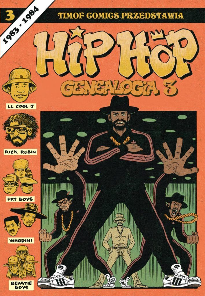 hip Hop Genealogia, tom 3