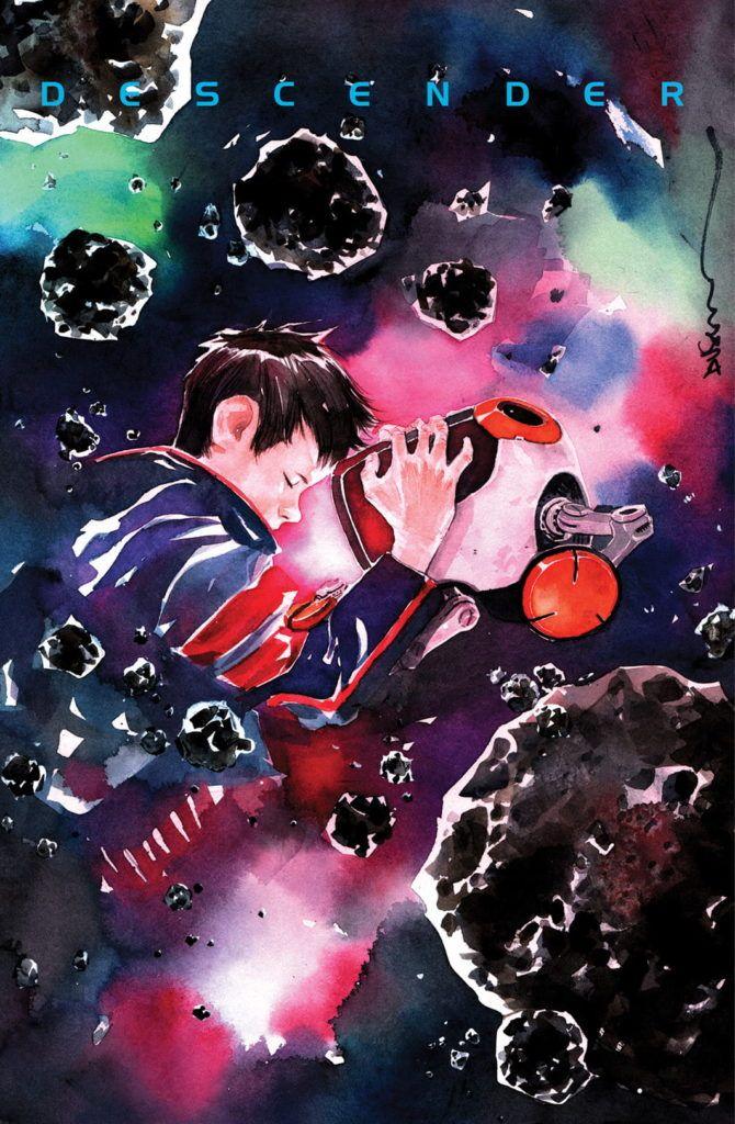 Descender, tom 5 - rys. Dustin Nguyen