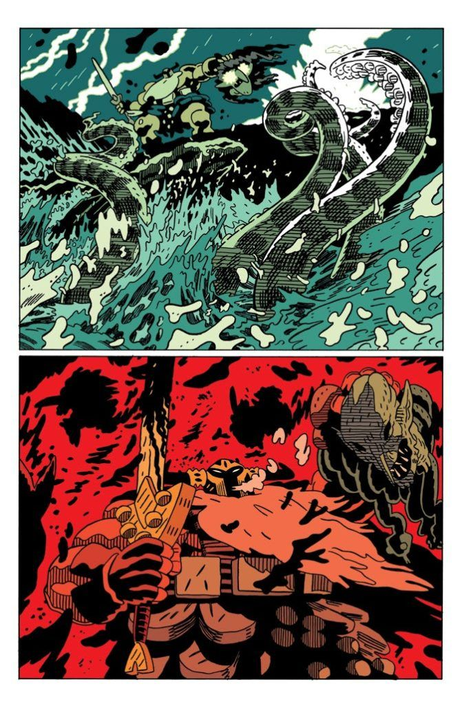 Head Lopper, tom 3