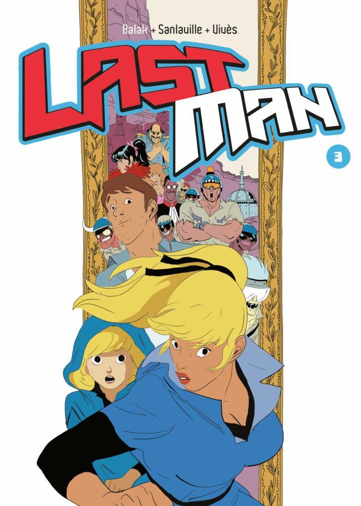 Last Man, tom 3
