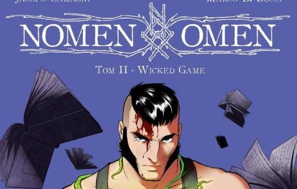 Nomen Omen. Tom 2: Wicked Game – recenzja