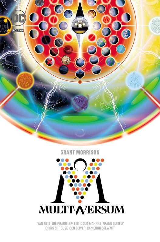 Multiwersum - okładka