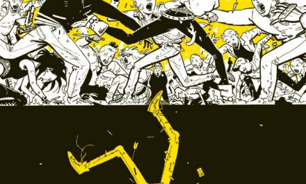 Non Stop Comics – maj 2020