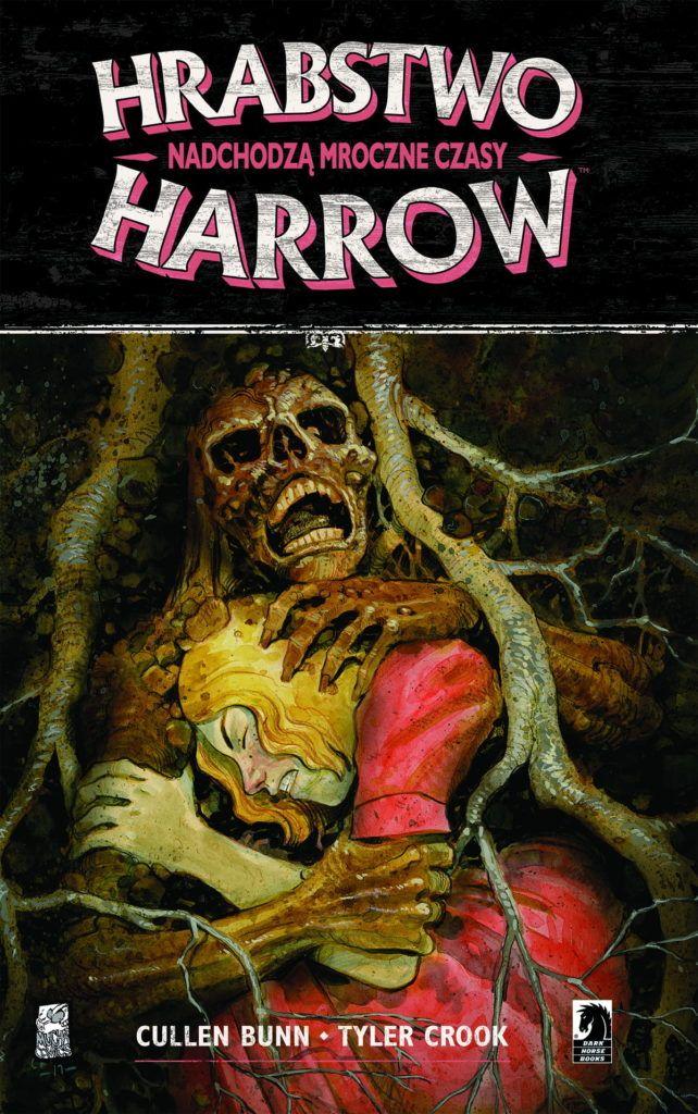 """Hrabstwo Harrow 7"" - okładka"