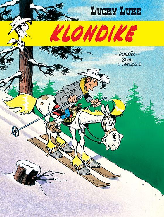 Lucky Luke, tom 65 - okładka