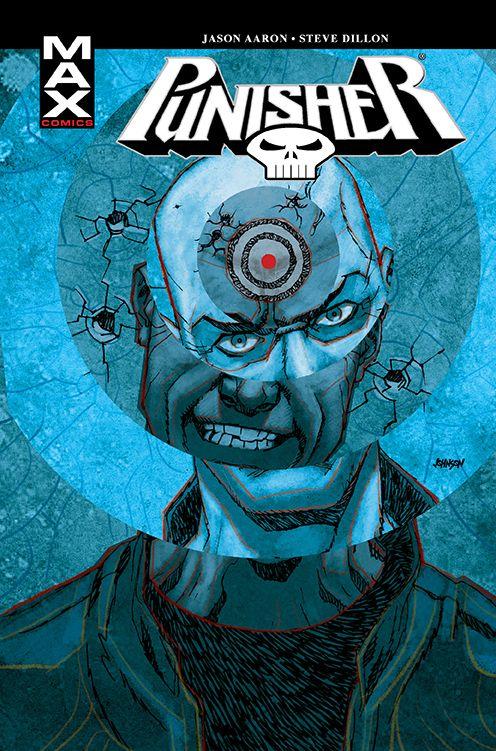 Punisher MAX, tom 8 - okładka