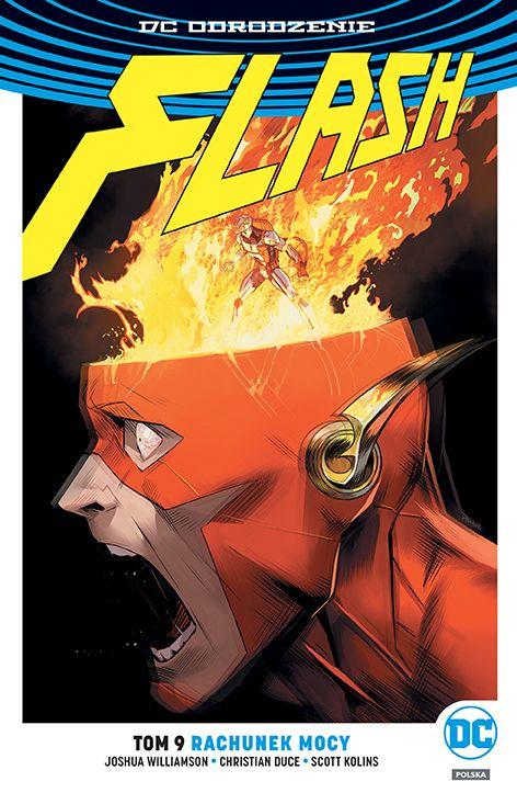 Flash, tom 9 - okładka