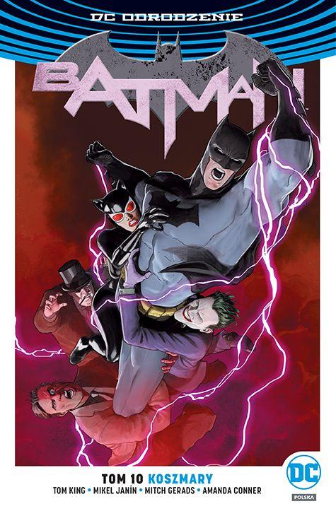 Batman, tom 10 - okładka