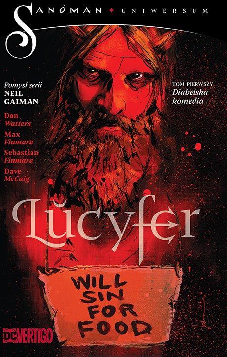 Lucyfer - okładka