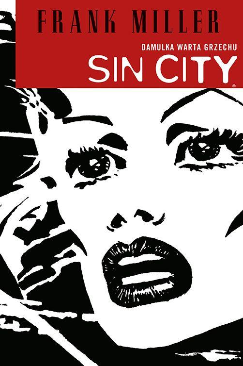 Sin City, Damulka Warta Grzechu - okładka