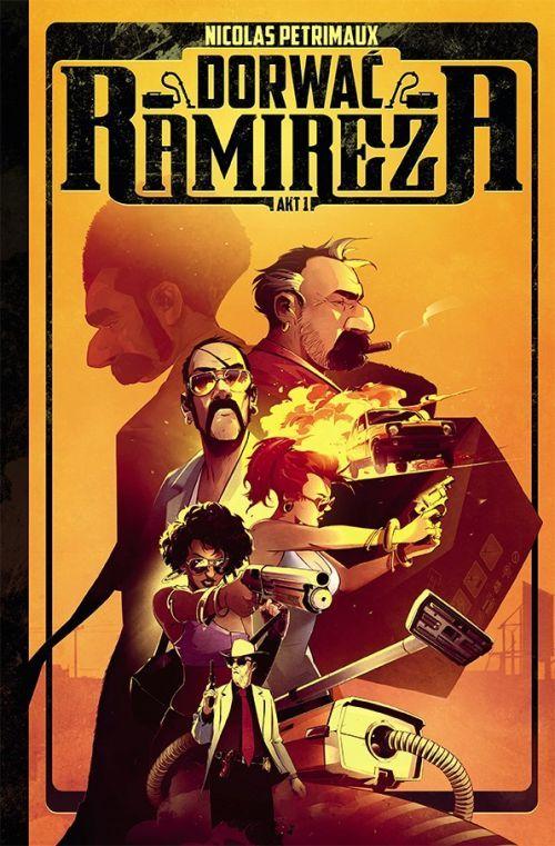 Ramirez, tom 1 - okładka