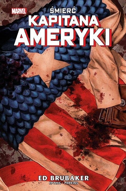 Kapitan Ameryka - Śmierć Kapitana Ameryki