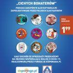 Akcja charytatywna z udziałem polskich rysowników