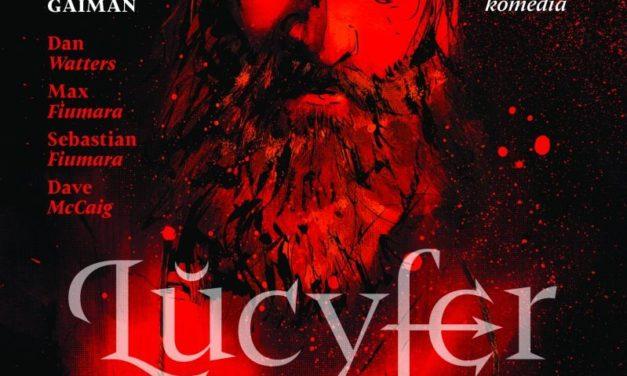 Lucyfer – Tom 1 – recenzja