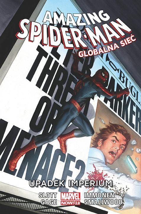 Amazing Spider-Man. Globalna sieć, tom 7