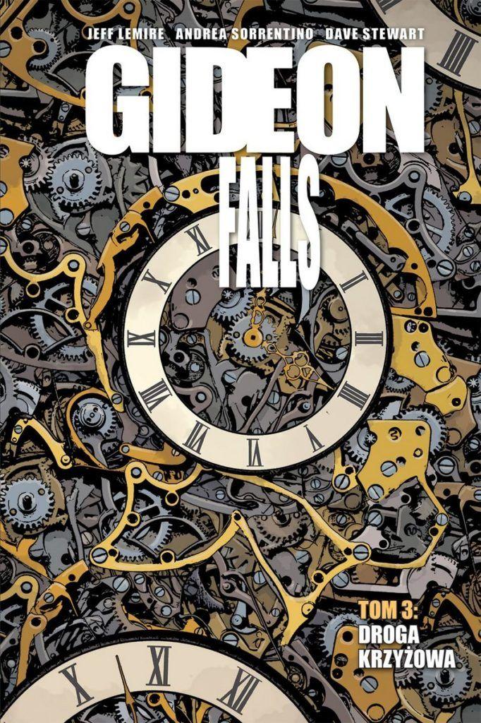 """Gideon Falls 3"" - okładka"