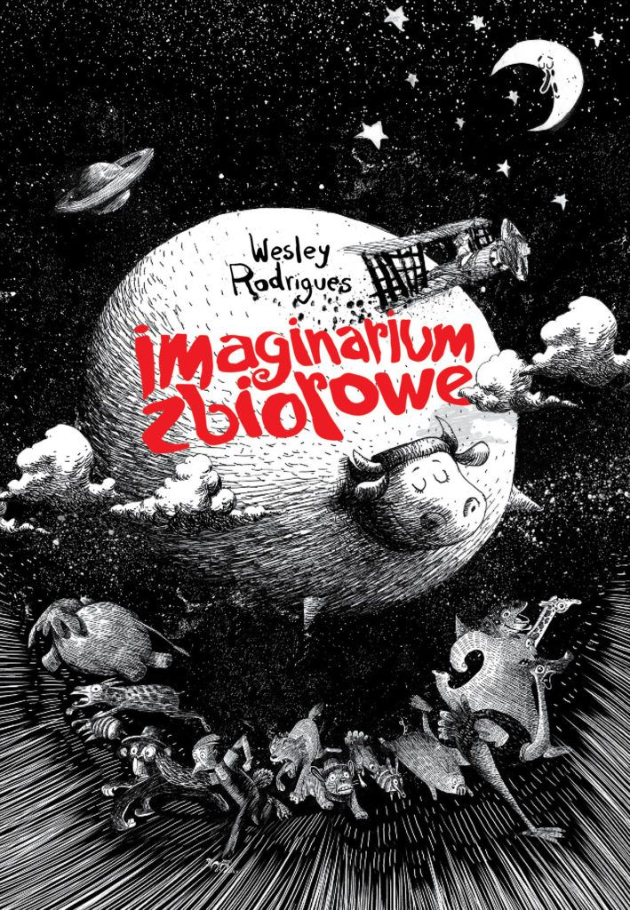 Imaginarium Zbiorowe - okłakda