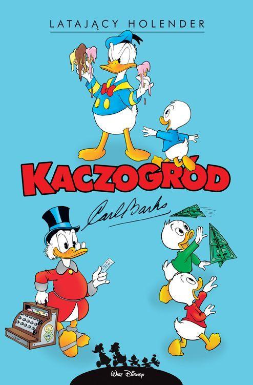 Kaczogród, Carl Barks