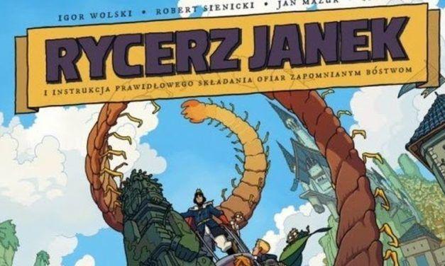 Rycerz Janek – recenza