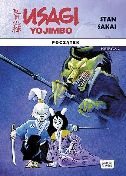 Usagi Yojimbo Początek, tom 2