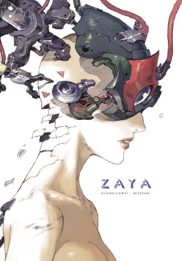 Zaya - okładka